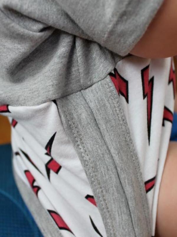 Detail of binding
