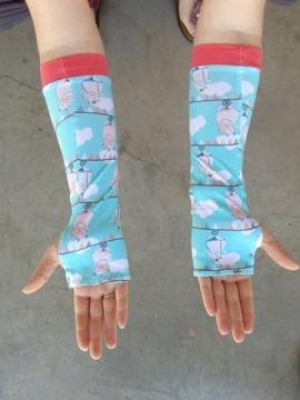 Arm Warmers/Fingerlings PDF Pattern