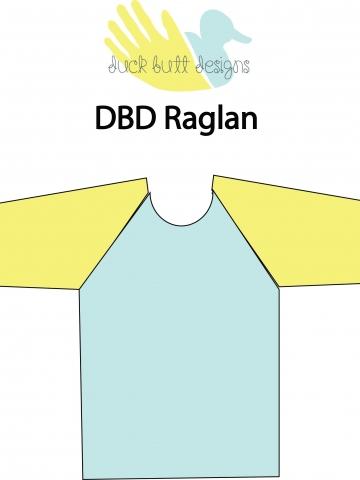 FREE PATTERN DBD Raglan