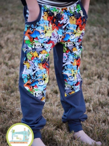 Chipmunk Cheek Pants